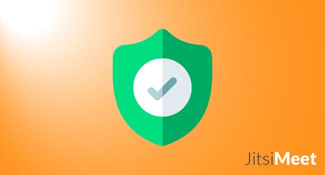 Sicherheit und Datenschutz bei Jitsi Meet