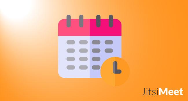 Wie kann man Google Calendar mit Jitsi verbinden?