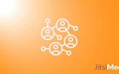Wie viele Teilnehmer können an einem Jitsi Meet-Treffen teilnehmen?